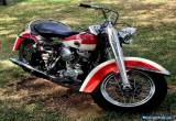 1958 Harley-Davidson FLH Duo-Glide for Sale