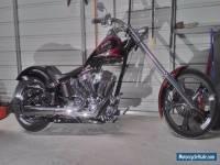 2007 Harley-Davidson Thunder mountain