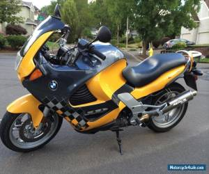 Motorcycle 2000 BMW k1200RS for Sale