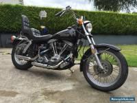 Harley Davidson Fxef