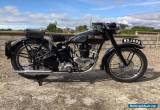 1948 Triumph 3T Delux for Sale