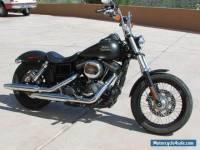 2015 Harley-Davidson Softail FXDB