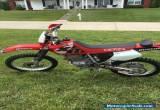 2000 Honda XR for Sale