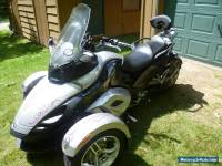 "2008 Can-Am SpyderGS-SE5 ""Trike"""