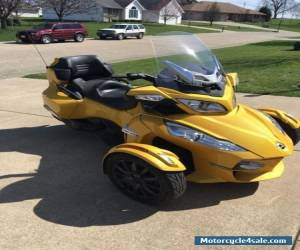 2013 Can-Am SPYDER RT S SE5 for Sale