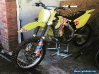 RMZ 250 motocross bike *not crf yzf sxf