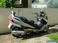 2004 suzuki burgman an400 k4