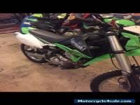 Kawasaki klx 250 2010 model not ktm,husaberg,honda or yamaha