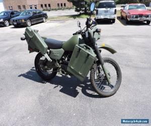 1999 Harley-Davidson MT500 for Sale