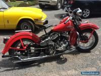 1943 Harley-Davidson Touring