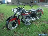 1962 Harley-Davidson Panhead