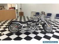 2013 CVO Harley Davidson Breakout