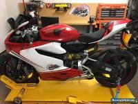 track bike / 08/2014 Ducati 899 panigale