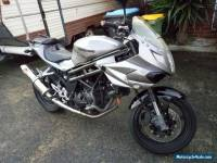 2010 Hyosung GT650s EFi LAMS Approved