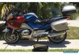 2005 BMW R-Series for Sale