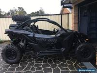2017 can am maverick x3 turbo