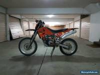 ktm 620sc 96 - Rego dec 17- good condition - sell/swap