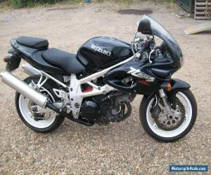 SUZUKI TL1000S 1997 BLACK YEARS MOT for Sale