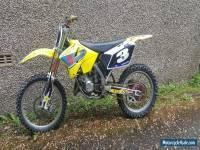 Suzuki RM125 2003 Motocross bike off road 2 stroke field bike