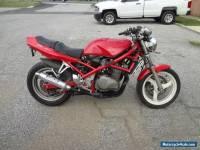 1992 Suzuki Bandit