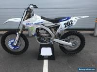 Yamaha YZF450 2016