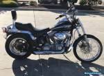 HARLEY DAVIDSON SOFTAIL 100TH ANV 04/2003MDL 42533KMS STAT PROJECT MAKE AN OFFER for Sale