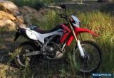 Honda CRF250L Road Registered (Pre-Lowered) Trail Bike for Sale