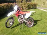 2005 Honda CRF 250 X Enduro Bike