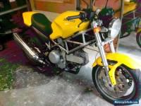 ducati  620 ie motorbike
