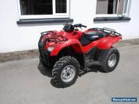 Honda TRX420FM 2008 3972hrs ATV QUAD 4WD