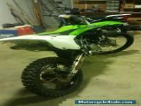 2016 Kawasaki KX 85cc Motorbike
