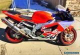 2007 Aprilia RSV1000R for Sale
