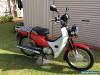 2015 Honda Super Cub Postie Bike Motorbike