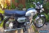 Honda CD200 benly 1980 classic 6v retro bike fully restored  for Sale