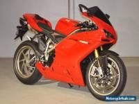 2009 Ducati 1198s Super Spot