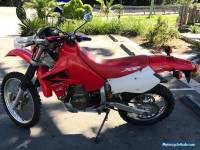 Honda XR650R in tip top condition, nothing to spend.