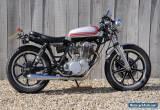 Yamaha SR500 cafe racer for Sale