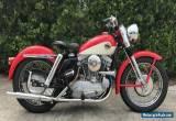 1958 Harley-Davidson Sportster for Sale