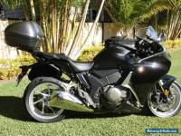 2015 Honda VFR1200F (Low Kilometres) Fully optioned with Cruise Control.