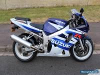 Suzuki GSXR600 K3