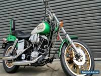 1979 Harley Davidson Shovelhead Custom Lowrider