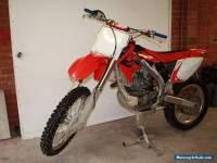 Honda CRF450R Rec Reg