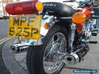 1975 Suzuki RE5 Rotary Classic Vintage Genuine UK Model, Probably best In World.
