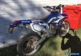 WRF 250 Motor Bike for Sale