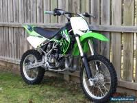 Kawasaki Kx 85 2009