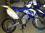 2010 Husaberg FX450, 70hrs for Sale