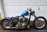 1972 Harley-Davidson Chopper Bobber for Sale