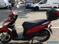 Scooter/Motorcycle (Honda Vision)
