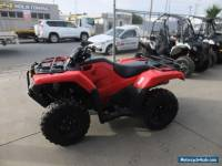 Honda Fourtrax 2WD ATV Quad (2014 Model)