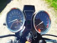 Suzuki gn250 motorcycle